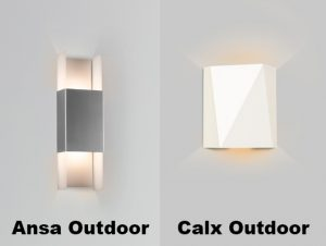 Cerno Exterior Sconces